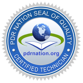 PDR Nation Certified Seal of Quality Justin Schlager